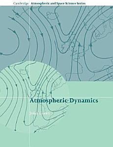 Atmospheric Dynamics PDF