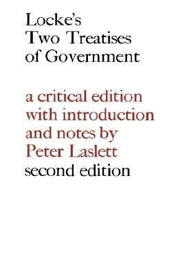 Locke  Two Treatises of Government