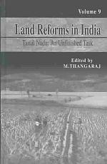 Land Reforms in India: Volume 9