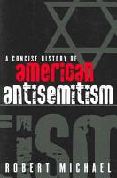 A Concise History of American Antisemitism PDF