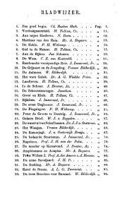 Proza en poëzij voor de verstgevorderde leerlingen eener lagere school