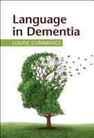 Language in Dementia PDF