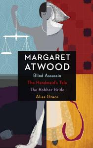 The Margaret Atwood 4 Book Bundle Book