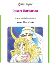 DESERT BARBARIAN: Harlequin Comics