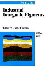 Industrial Inorganic Pigments: Edition 2