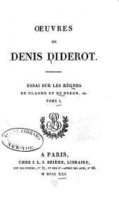 Oeuvres de Denis Diderot: Volume11