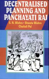 Decentralised Planning and Panchayati Raj Institutions