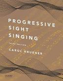 Progressive Sight Singing Book PDF