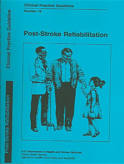 Post Stroke Rehabilitation PDF