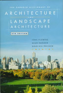 The Penguin Dictionary of Architecture and Landscape Architecture PDF