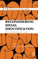 Reconsidering Social Identification PDF