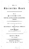 Der Rheinische Bund PDF