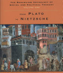The Broadview Anthology of Social and Political Thought - Volume 1: From Plato to Nietzsche