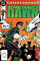Green Lantern: Emerald Dawn (1989-) #4