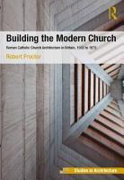 Building the Modern Church PDF