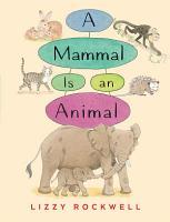 A Mammal is an Animal PDF