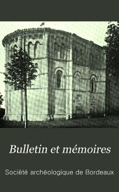 Bulletin et mémoires: Volume28