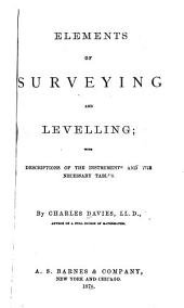 Elements of Surveying and Leveling