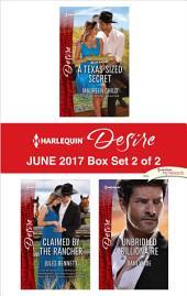 Harlequin Desire June 2017 - Box Set 2 of 2: An Anthology