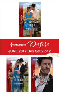 Harlequin Desire June 2017   Box Set 2 of 2 Book
