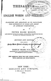 Thesauris of English Words & Phrases ...