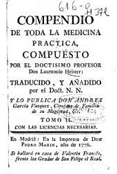 Compendio de toda la medicina practica