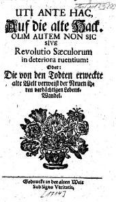 Revolutio saeculorum in deteriore ruentium