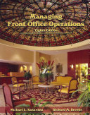 Managing Front Office Operations PDF