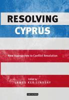 Resolving Cyprus PDF