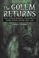 The Golem Returns PDF