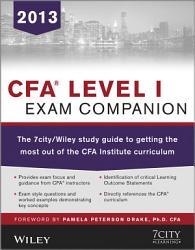 Cfa Level I Exam Companion Book PDF