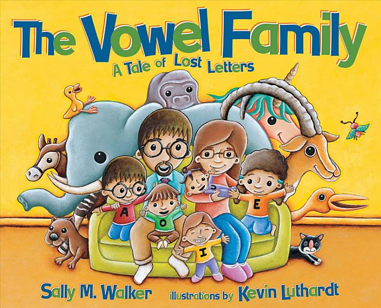 Download The Vowel Family Book