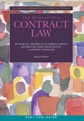 Contract Law: Ius Commune Casebooks for the Common Law of Europe, Edition 2