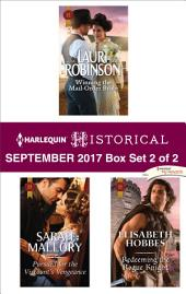 Harlequin Historical September 2017 - Box Set 2 of 2: An Anthology