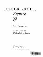 Junior Kroll, Esquire
