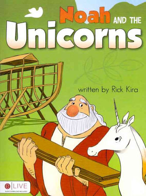 Noah and the Unicorns PDF