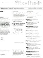Connecticut Woodlands PDF