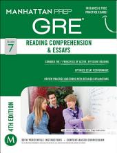 GRE Reading Comprehension & Essays