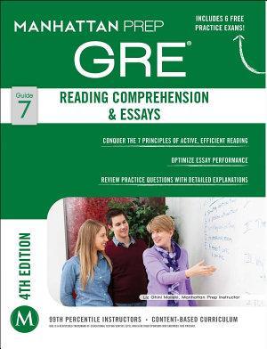 GRE Reading Comprehension   Essays