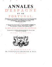 Annales d'Espagne et de Portugal: Volume1