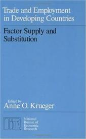Trade and Employment in Developing Countries, Volume 2: Factor Supply and Substitution