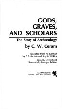 Gods  Graves  and Scholars