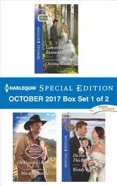 Harlequin Special Edition October 2017 Box Set 1 of 2: Garrett Bravo's Runaway Bride\The Maverick's Return\Do You Take This Baby?