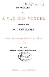 De werken van J. van den Vondel: Volume 9