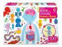 Usborne Book and Jigsaw  the Human Body Jigsaw