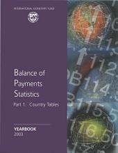 Balance of Payments Statistics Yearbook, 2003