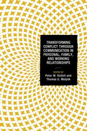 Transforming Conflict Through Communication In Personal  Family  And Working Relationships