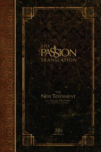 The Passion Translation New Testament  2020 Edition  Book