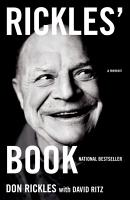 Rickles  Book PDF