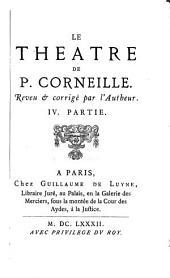 Théâtre de P. Corneille
